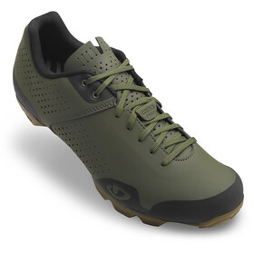 Giro Privateer Lace Shoes Men olive/gum